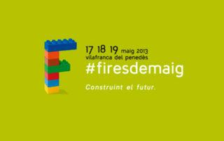 Tot apunt per una nova edició de les Fires de Maig de Vilafranca del Penedès...
