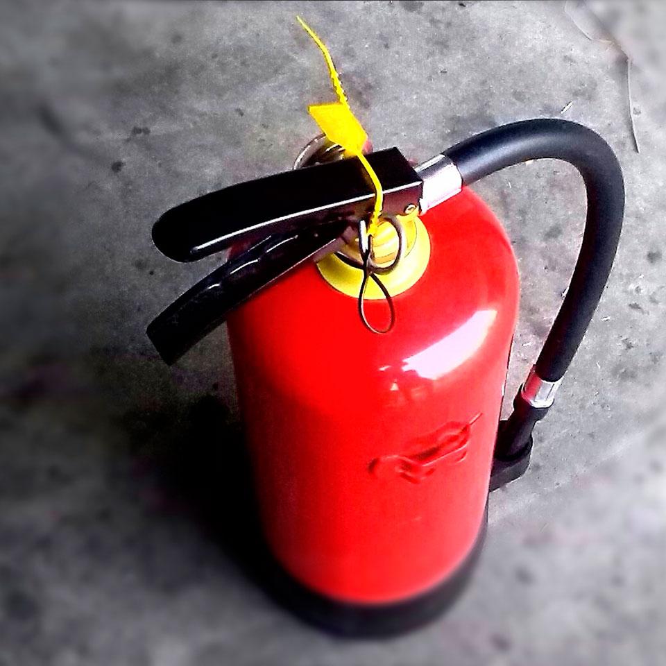 Detecció i Extinció d'Incendis...